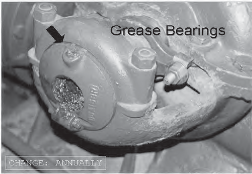 grease-bearing