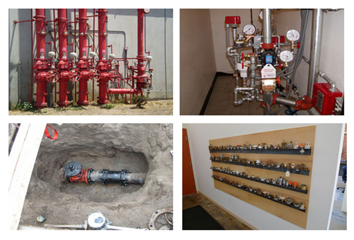 Regency Fire Protection Fire Sprinkler Systems Services