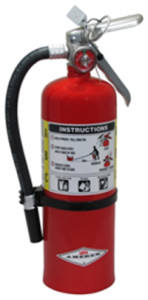 Dry Chemical Fire Extinguisher Large Regency Fire Protection